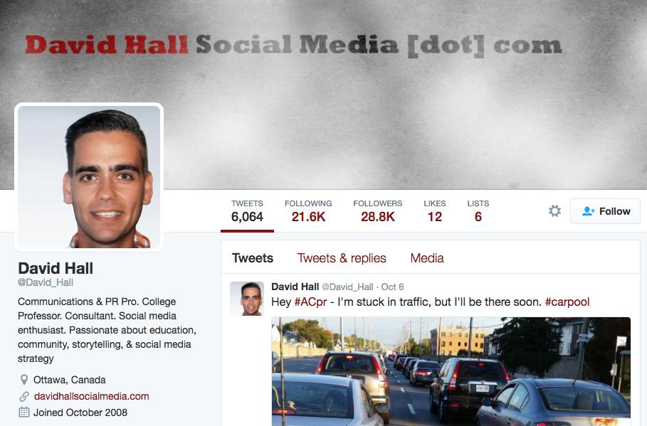 david-hall-social-media-expert