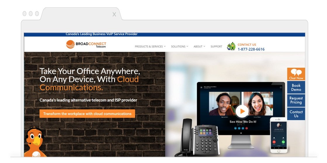 Top picks for Business VoIP-Broadconnect-Pagezii