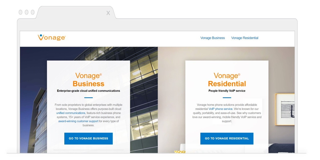 Top picks for Business VoIP-Vonage Business-Pagezii
