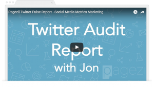 How To Increase Twitter Engagement Pagezii Twitter Analysis Report Video