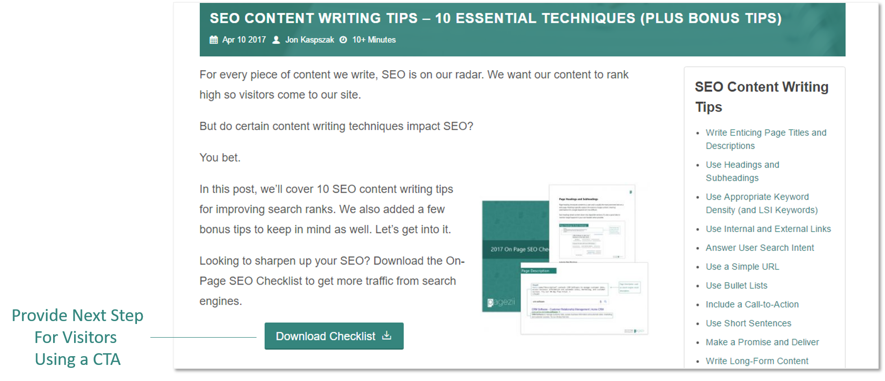SEO Content Writing Tips - 10 Simple Techniques (Plus Bonus Tips)