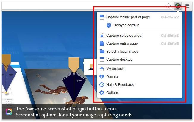 Digital Marketing Chrome Extensions Awesome Screenshot Pagezii Digital Marketing Blog