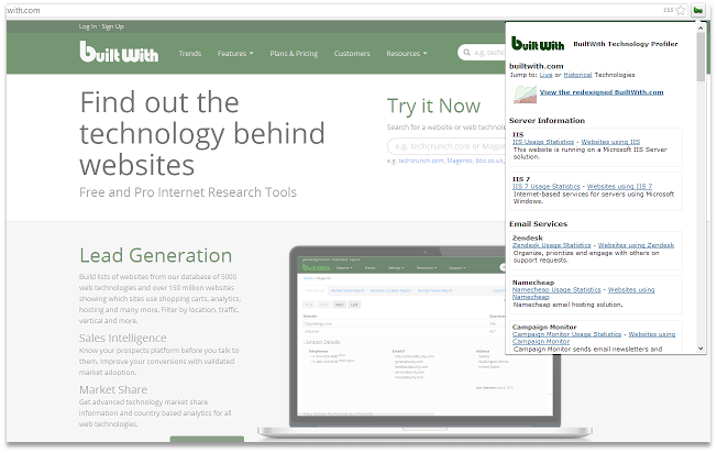 Digital Marketing Chrome Extensions Bulitwith Pagezii Digital Marketing Blog