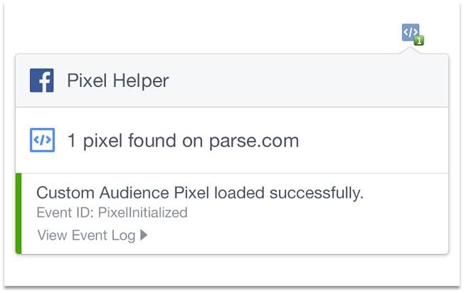 Digital Marketing Chrome Extensions Facebook Pixel Helper Pagezii Digital Marketing Blog New