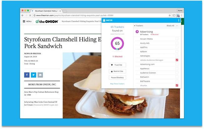 Digital Marketing Chrome Extensions Ghostery Pagezii Digital Marketing Blog