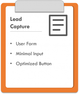 Lead Capture Checklist for Landing Page Analysis