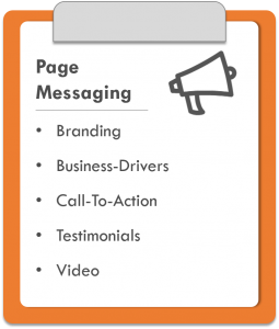 Page Messaging Checklist for Landing Page Analysis