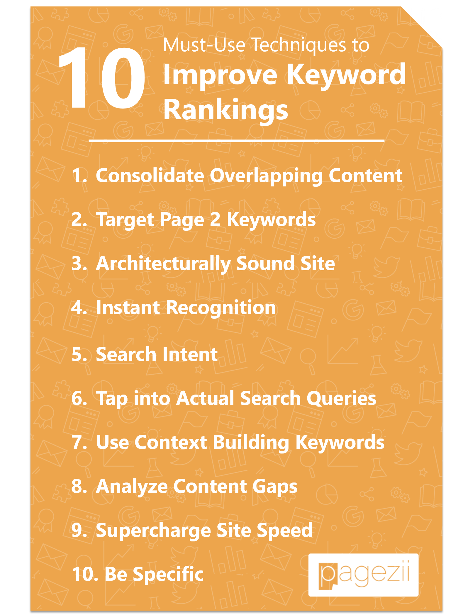 How To Improve Keyword Ranking In Google List