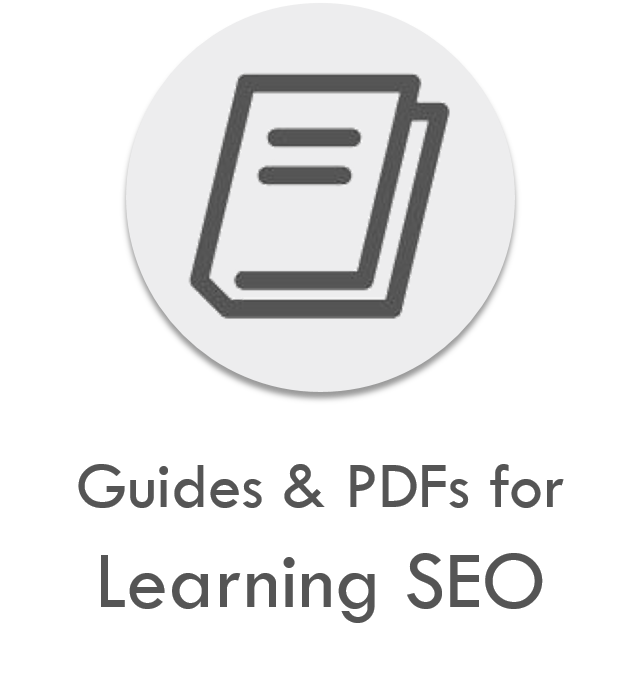guides pdfs for learning SEO