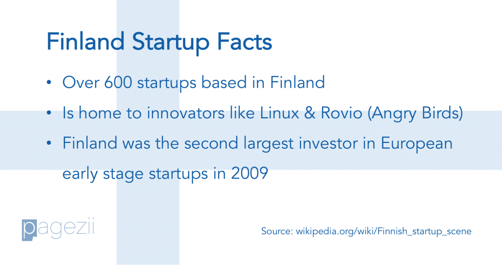 Pagezii-Marketing-Finnish-Startup-Facts-2017