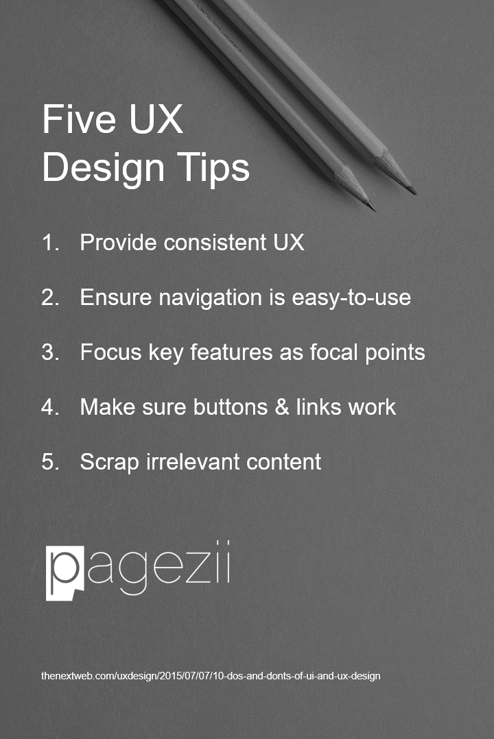 Pagezii Pro Interview UX Design Trends