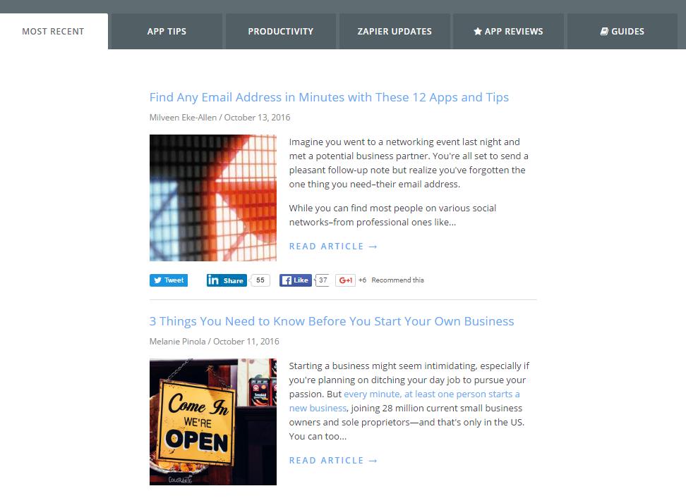 October-Hotshots-Zapier-Blog-Homepage