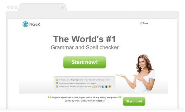 Online-Grammar-Spelling-Punctuation-tools - Ginger