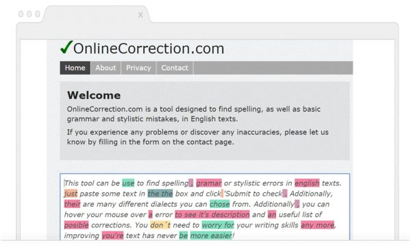 Online-Grammar-Spelling-Punctuation-tools-OnlineCorrections