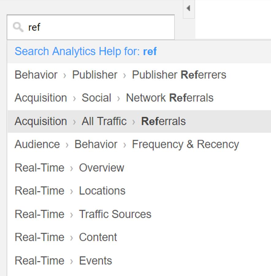 Backlink Quality Google Analytics Referral Data Walkthrough