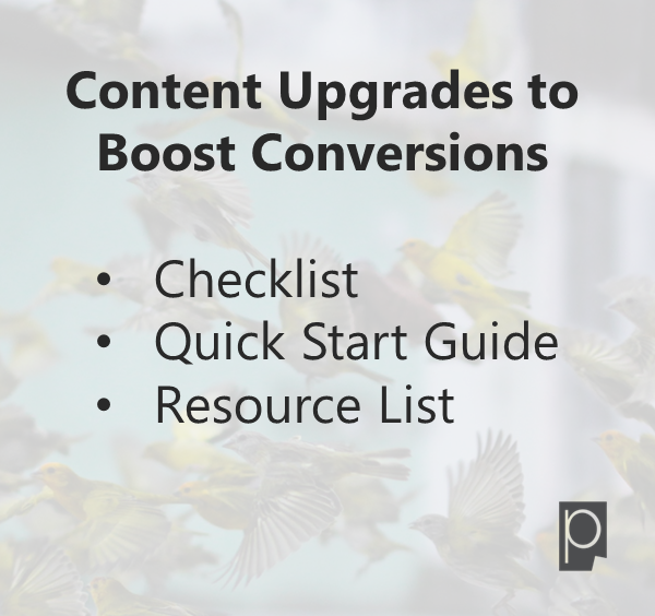 Content Upgrades to Boost Conversions -Pagezii Feature