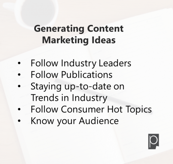 Generate Content Marketing Ideas-Pagezii