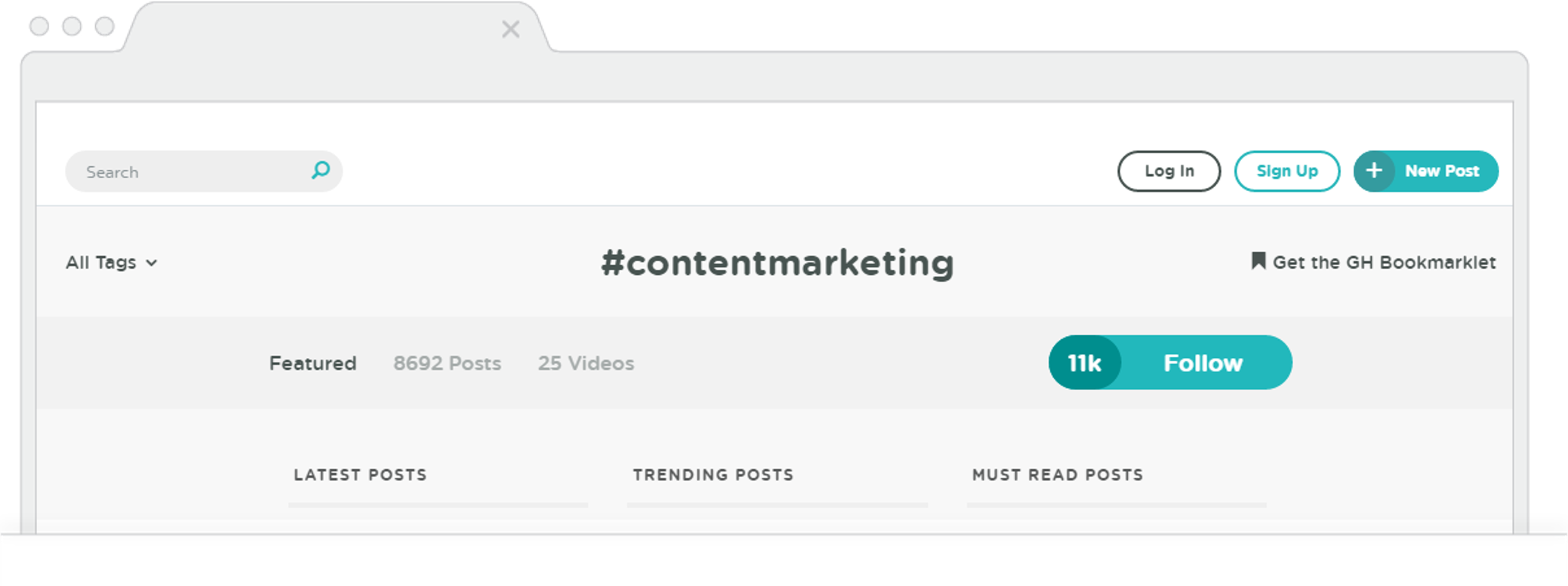 Must Read Content Marketing Blogs 2017 GrowthHackers