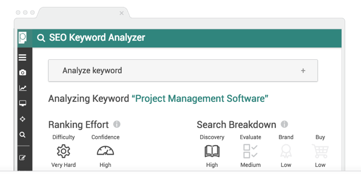SEO-Keyword-Analyzer-Tool-For-Buyers-Journey-Search-Intent-Matching-Pagezii