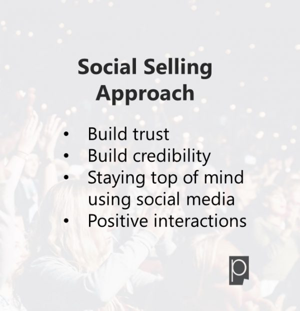 Social Selling Approach- Pagezii