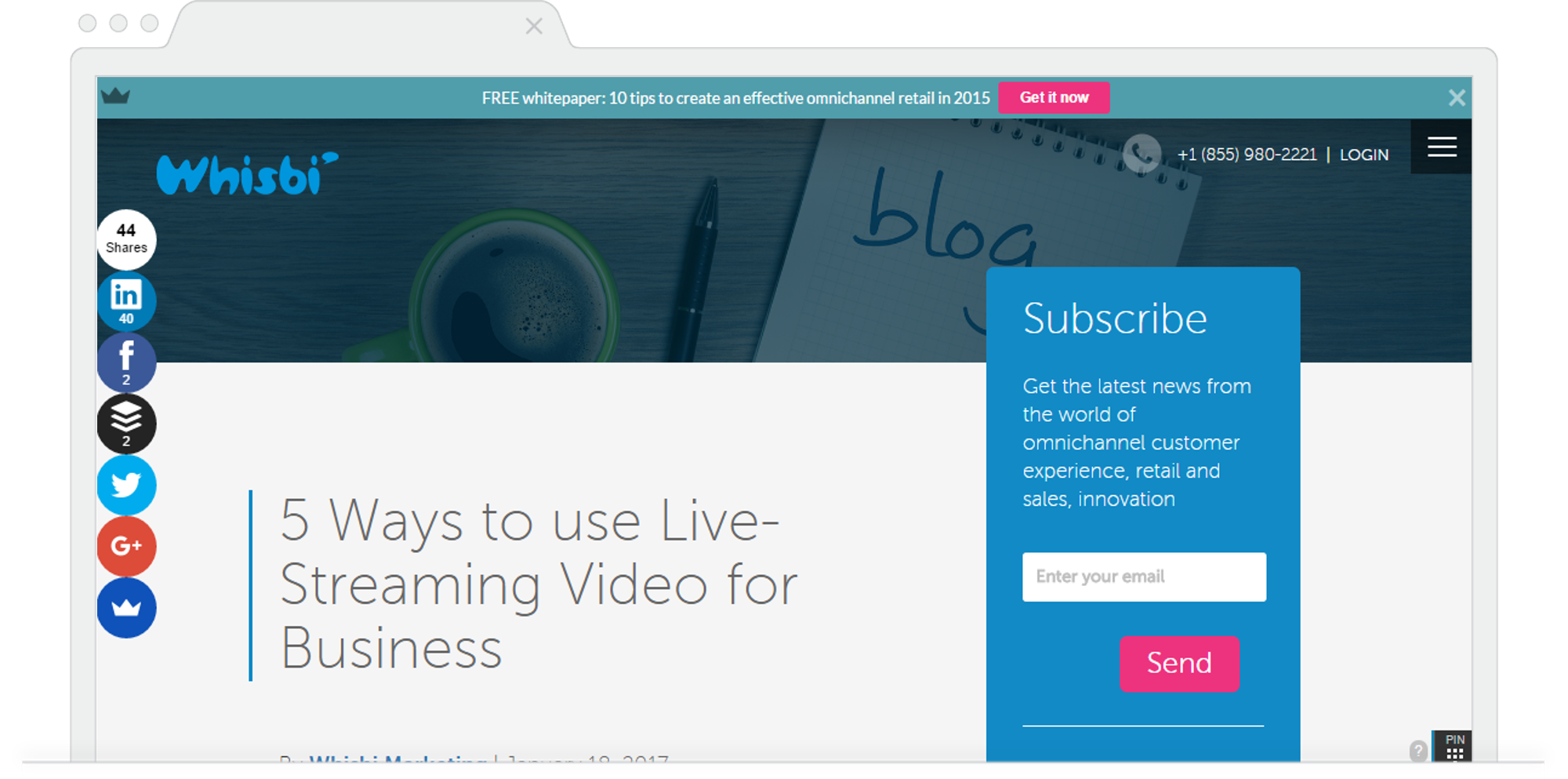 Whisbi 5 Ways To Use Video Whisbi Team