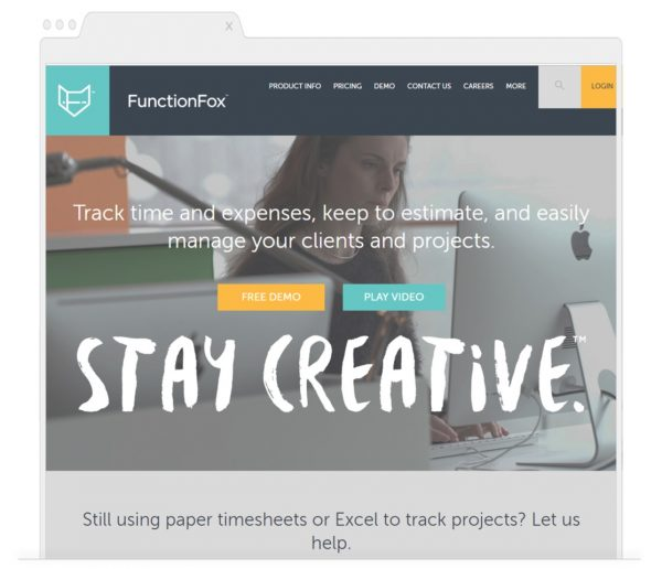 Best Project Management App for the Marketing Team- FunctionFox