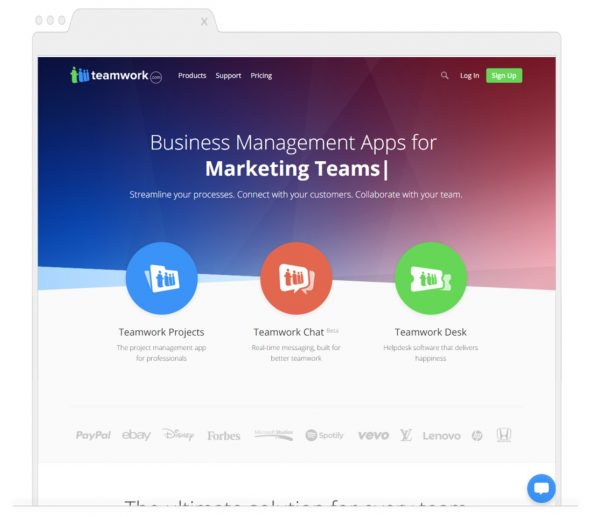 Best Project Management App for the Marketing Team-Teamwork