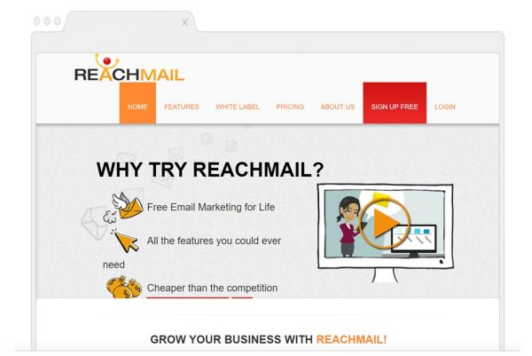 Email-Marketing-Tools-Reach-Mail