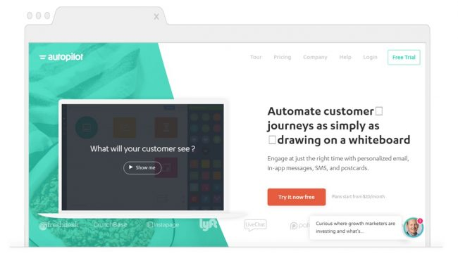 Marketing Automation Tools-Autopilot