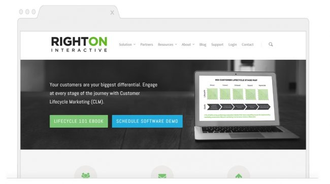 Marketing Automation Tools-RightonInteractive