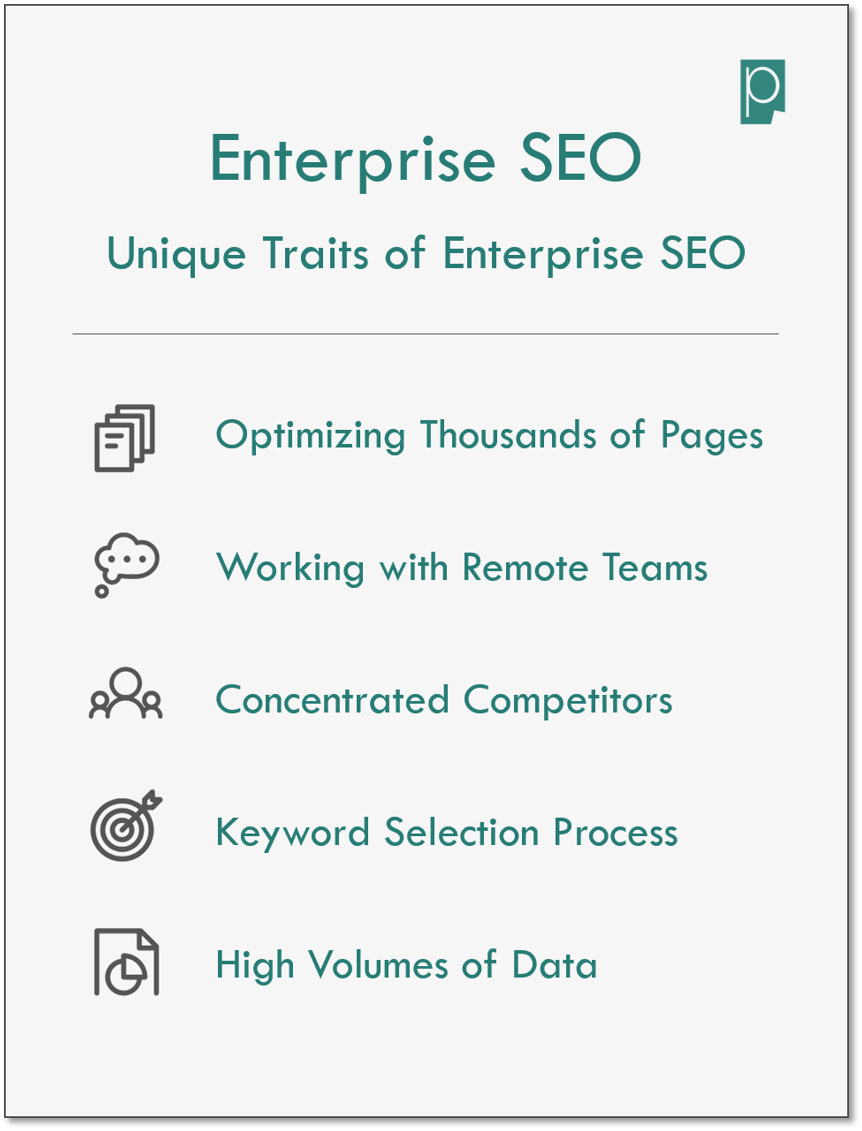 What is Enterprise SEO Unique Traits Pagezii SEO Blog