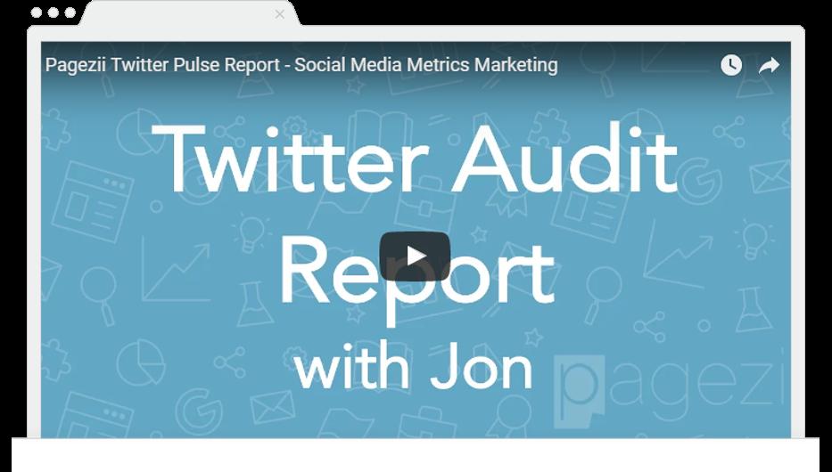 Twitter Engagement Tips - Pagezii Social Analysis Tutorial Webinar