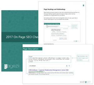 SEO Content Writing Tips On-Page SEO Checklist Download