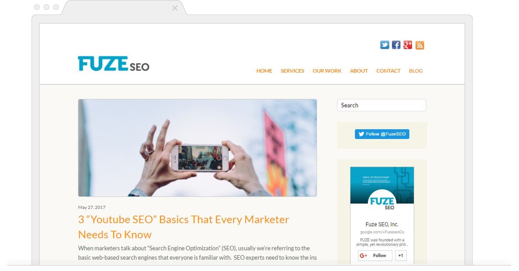 Monthly Blog Roundup June Fuze SEO