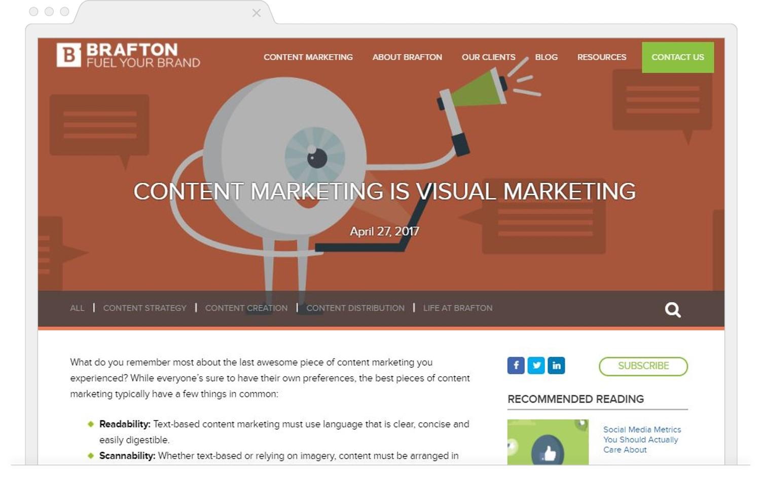 Must Read Digital Marketing Blog Posts June Content Marketing Post