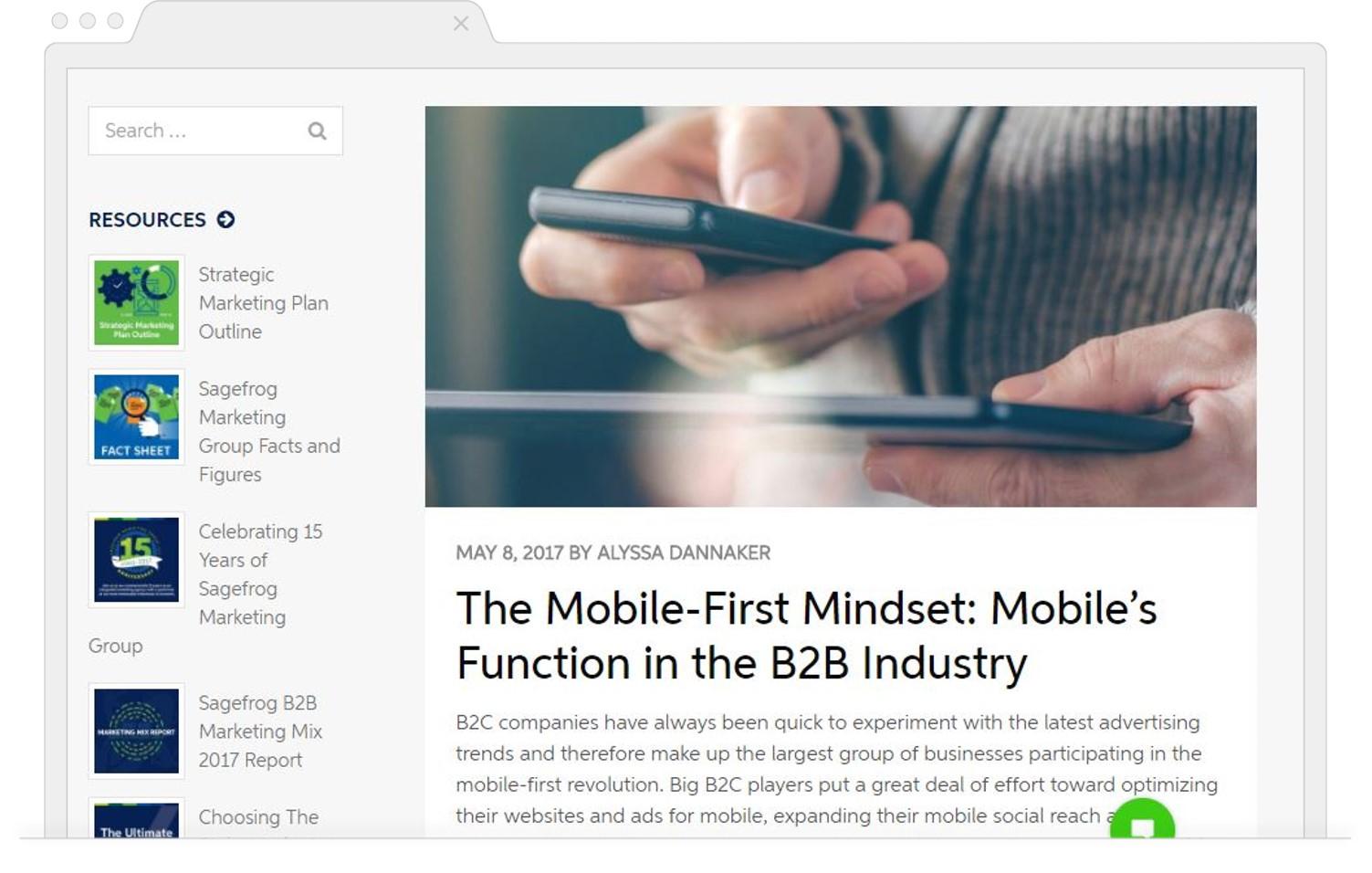 Must Read Digital Marketing Blog Posts June Design Mobile Post