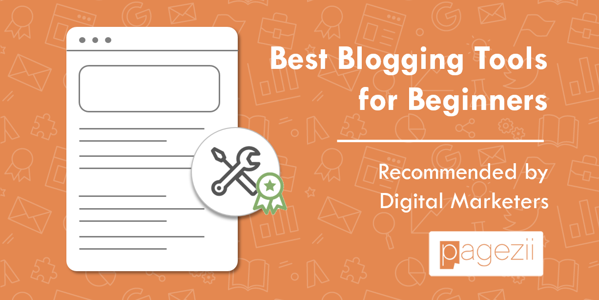blogging tools for beginners share image