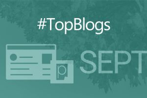 september top blogs share