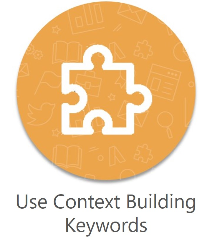 How to Improve Keyword Ranking In Google Context Building Keywords