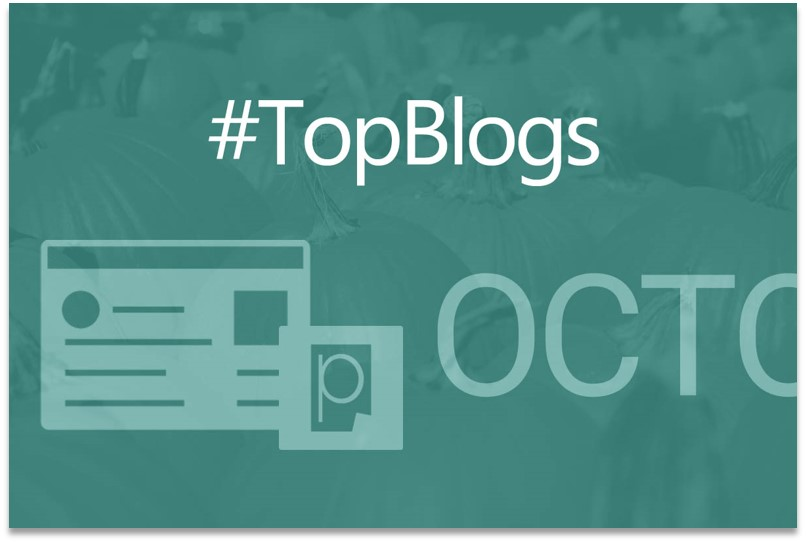 Monthly Blog Roundup October 2017