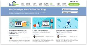 Monthly Blog Roundup TechWyse Blog