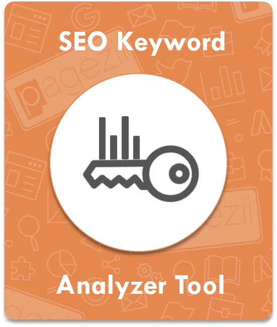 Pagezii Free Keyword Analysis Tool Image