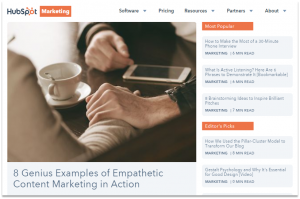 Top Enterprise B2B Marketing Blogs HubSpot new