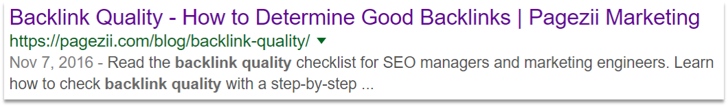 blog seo best practices backlink quality