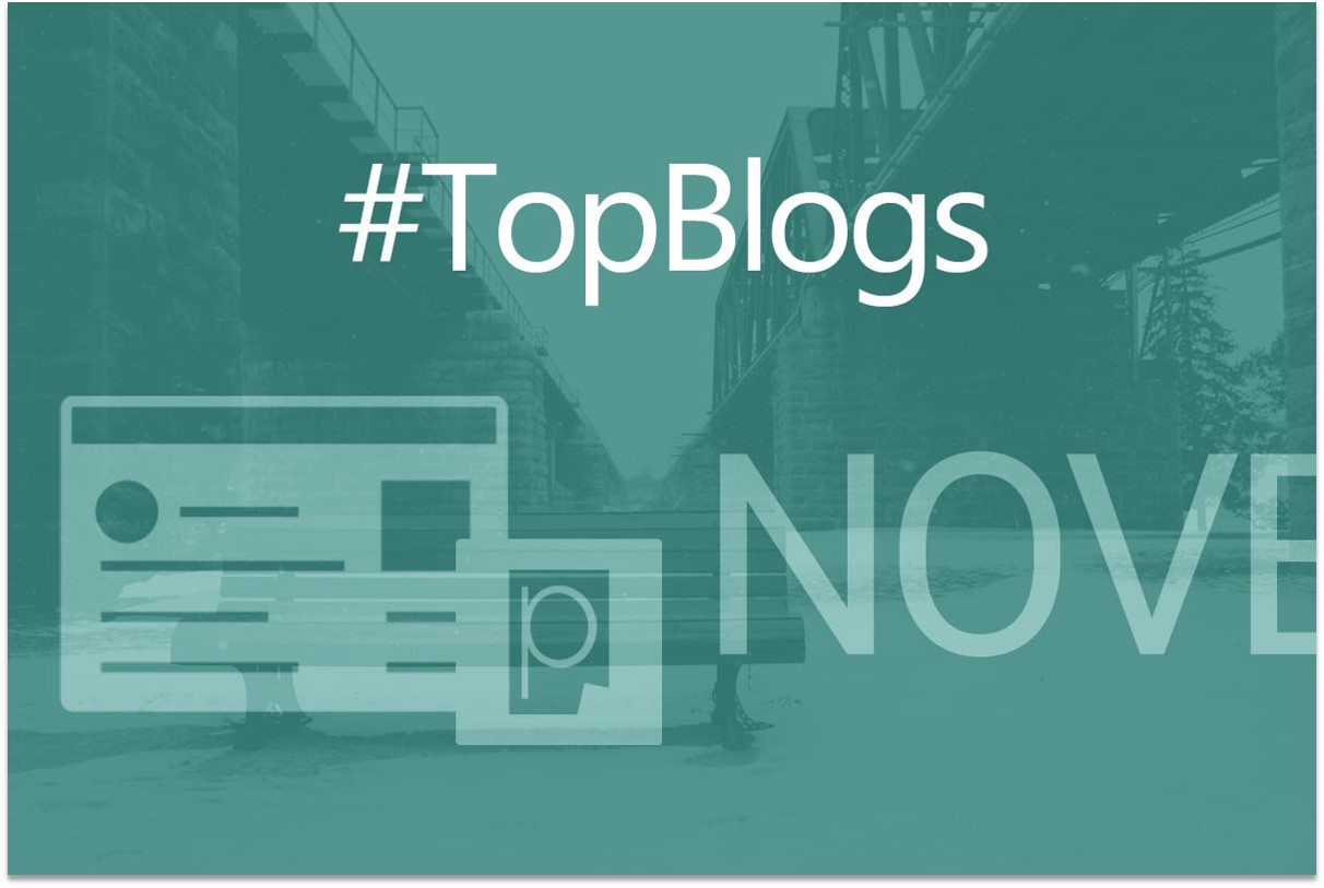 top blog roundup november